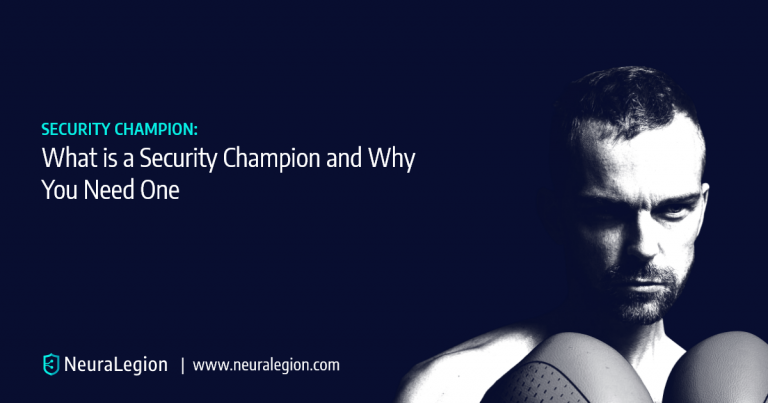 security champion banner