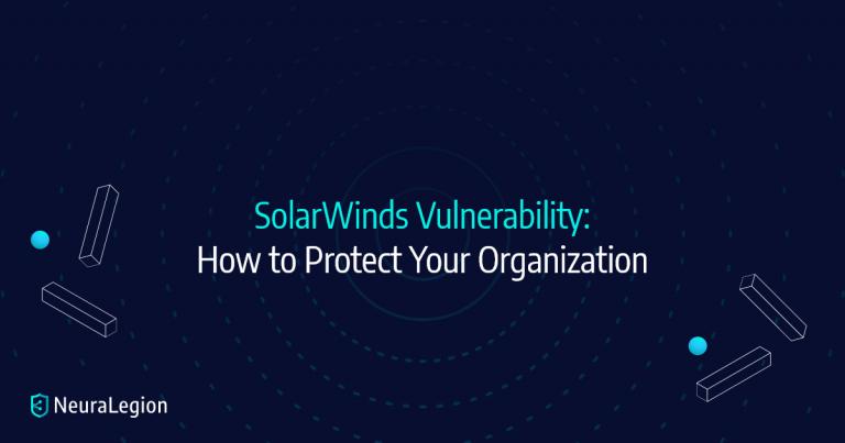 solarwinds vulnerability