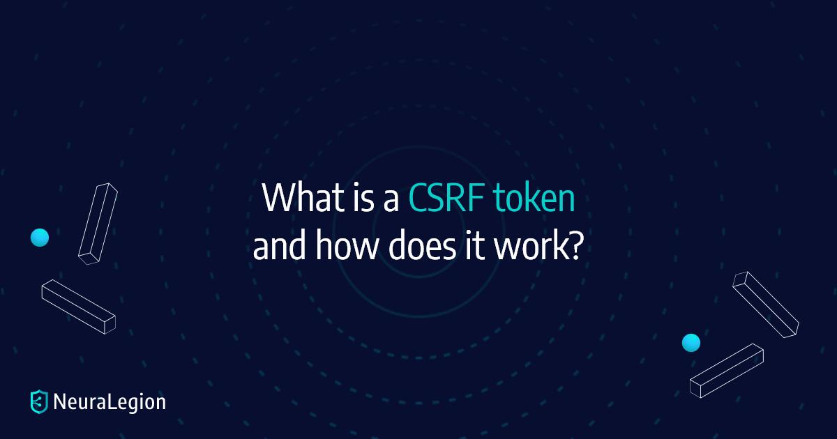 csrf token banner