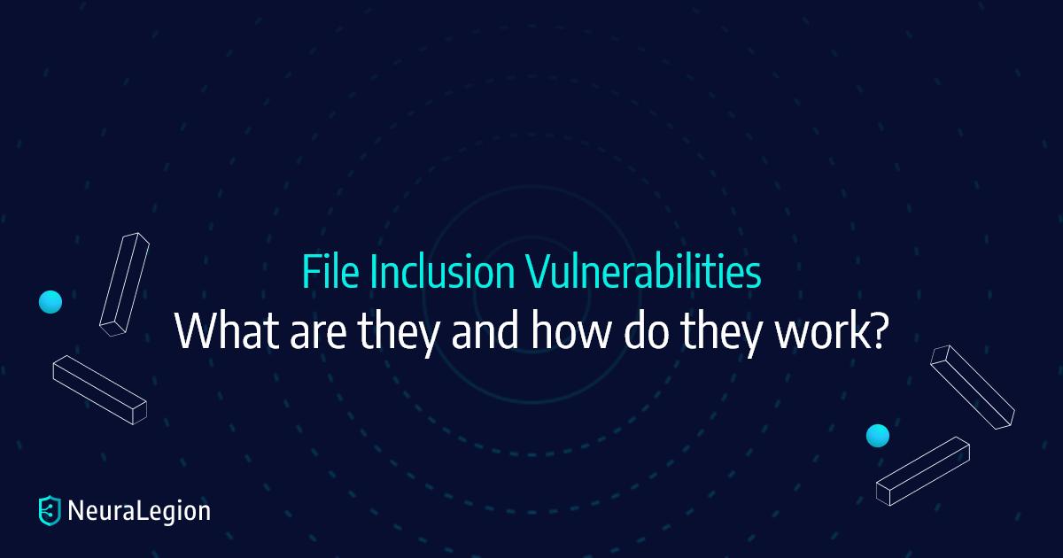 file inclusion banner